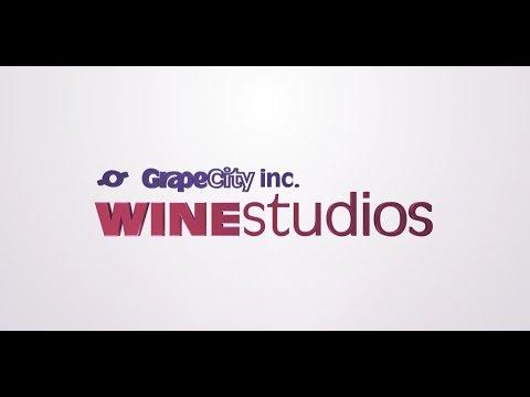 Winestudios English Website / Introduction Movie