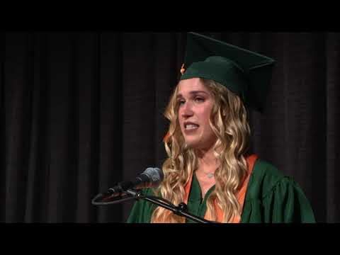 College of DuPage's 51st Commencement - Molly Langlotz