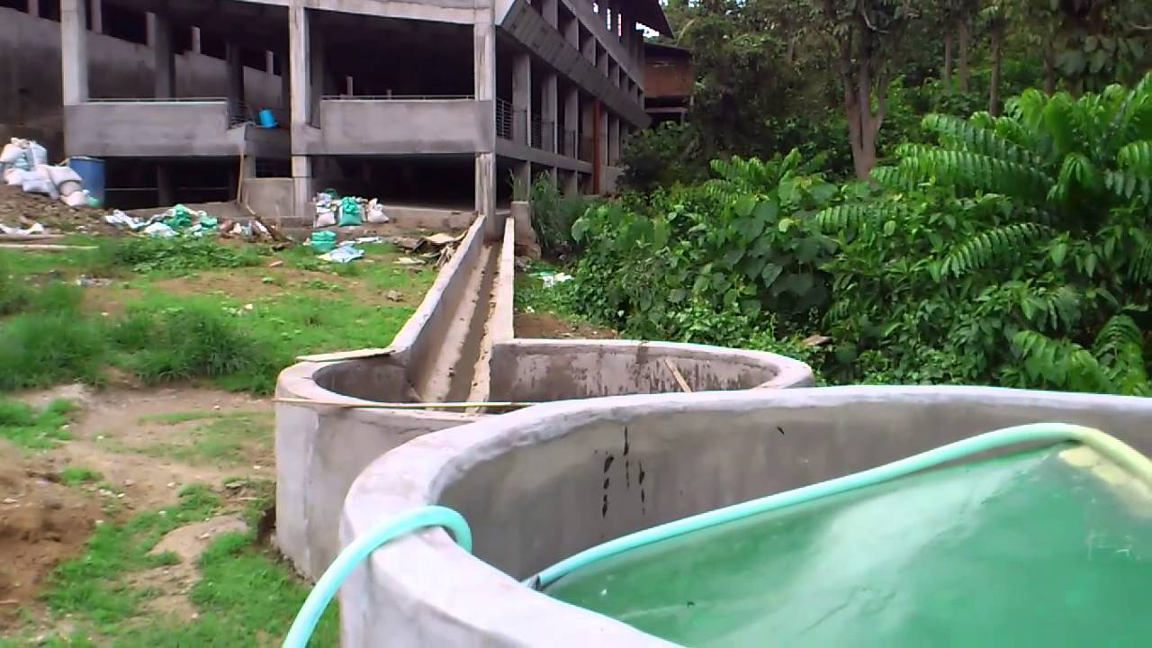 Biogas From Piggery Waste Batangas Philippines Youtube