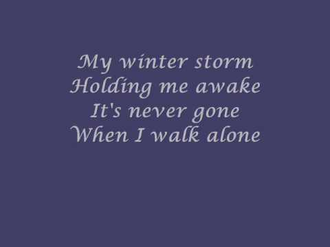 Tarja Turunen - I walk alone with lyrics and pictures