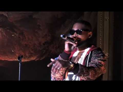 0494e6c22e1 Tinie Tempah at Tate Britain – Bring the Noise! - YouTube