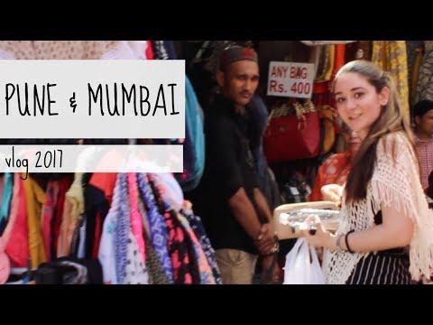 Pune & Mumbai Vlog 2017 | Sana Grover