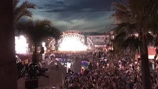 Robin  Schulz Ushuaia Ibiza 2017 BIG closing party