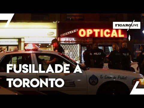 Deux morts et 13 blessés dans une fusillade au Canada