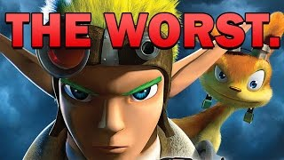 Do You Remember: Jak & Daxter The Lost Frontier?