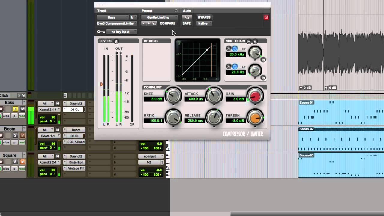 Xpand2 — Pro Tools