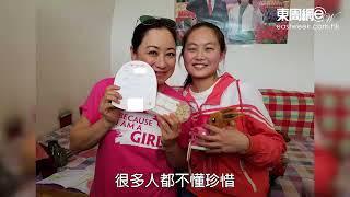 102個小孩的「母親」 謝寧延續助養愛
