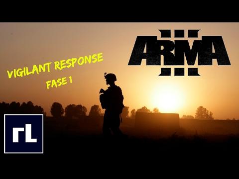 ArmA 3 : Vigilant Response - Fase 1 - Direct Actions Team - USMC Force Reconnaissance