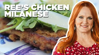 How to Make Ree's Chicken Milanese | Food Network