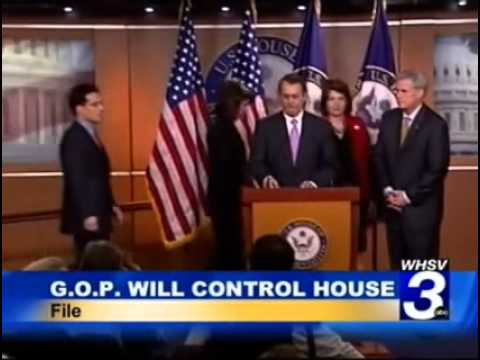 Congressman Goodlatte Gives a Preview of the 112th Congress to WHSV