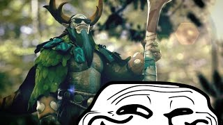 Angry Natures Prophet has a MENTAL BREAKDOWN in Dota 2