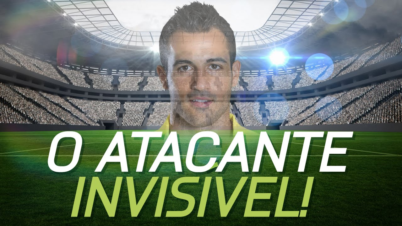 FIFA 16 - GASPAR - O ATACANTE INVISÍVEL! - YouTube d513d9311be1b
