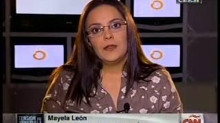 Directora de Globovisión Mayela León réplica en CNN