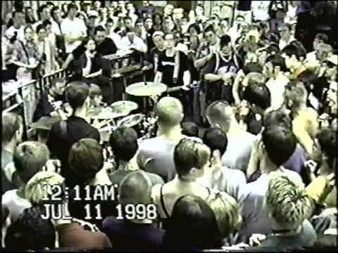Ink & Dagger- Live 7/11/98 Kingston, PA , W-B Fest 1998