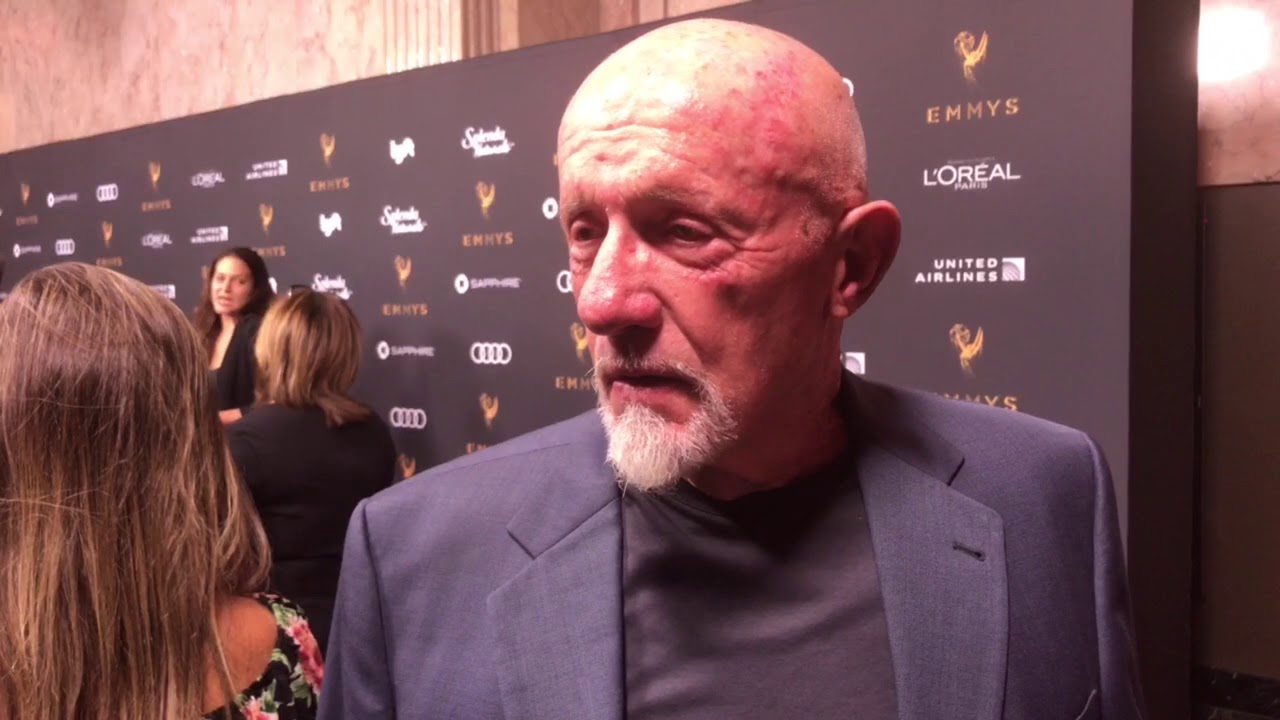 Jonathan Banks Better Call Saul Interview On Red