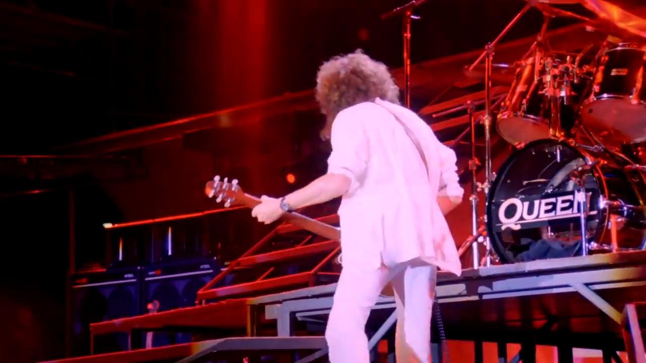 "Queen - Magic Tour - Concierto en Budapest 1986 (""Hungarian Rhapsody"")"