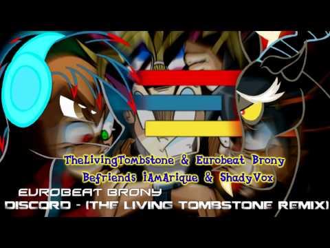Discord (Remix) - Eurobeat Brony - MLP my little pony ...