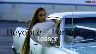 Diana BM - Beyonce – Formation (Teaser)