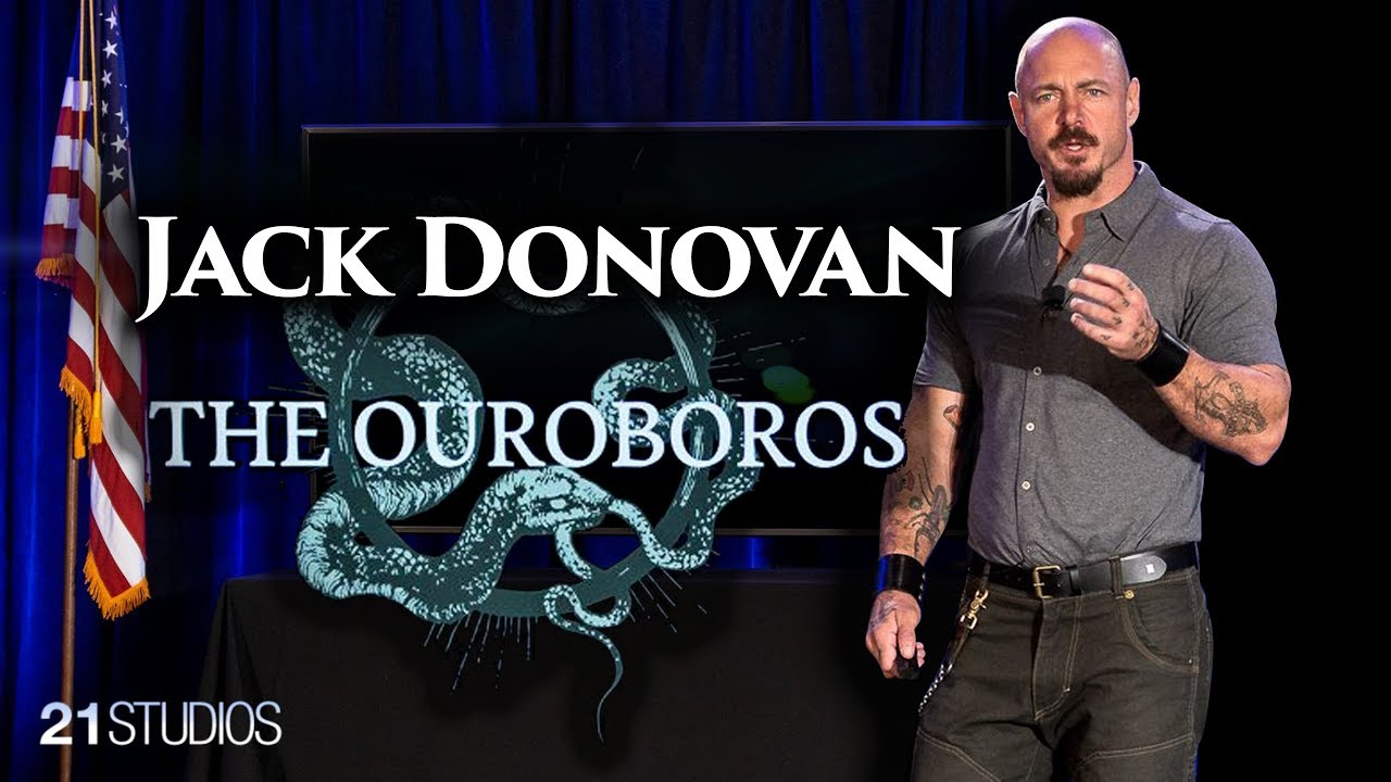 THE OUROBOROS by Jack Donovan | Full Presentation Free to the World