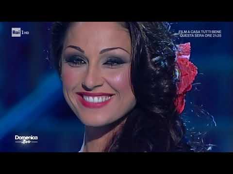 Intervista ad Anna Tatangelo - Domenica In 13/09/2020