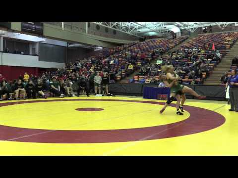 2015 Canada West Championships: 67 kg Kayla Brodner vs. Brandy Perry