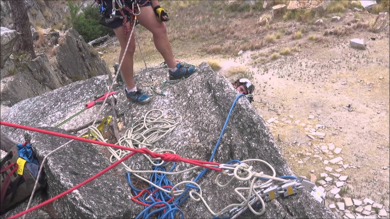 Mcsa msar systems testing main belay vs two tensioned rope system main belay vs two tensioned rope system 1betcityfo Choice Image