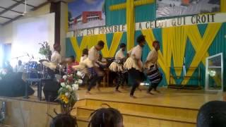 Африканский христианский танец 2016