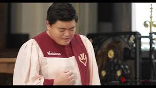 옷자락에서 전해지는 사랑 - 테너 김정훈 - 런던 킹스크로스한인교회