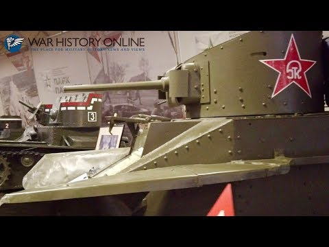 The Amazing Kubinka Tank Museum In Russia