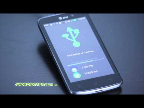 Get Internet on Laptop from Android Phone with No Carrier Fees with Clockworkmod Tether