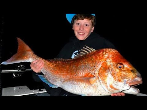 BIG RED SNAPPER NIGHT - YouFishTV