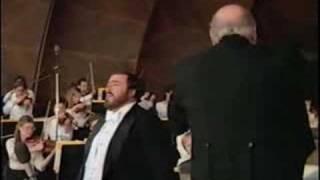 Tribute to Luciano Pavarotti - Yes Giorgio (Cielo E Mar)