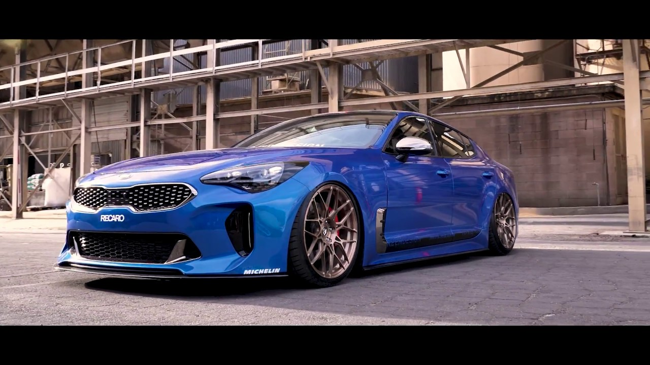 keendesign 2018 kia stinger gt youtube. Black Bedroom Furniture Sets. Home Design Ideas