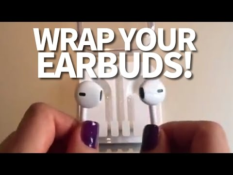 How to replace Apple earbuds or EarPods in their case