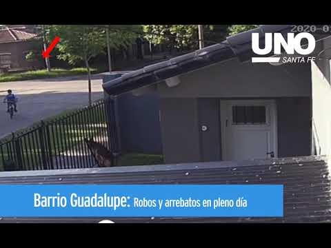 Nene de 12 años arrebata a mujer en Barrio Guadalupe