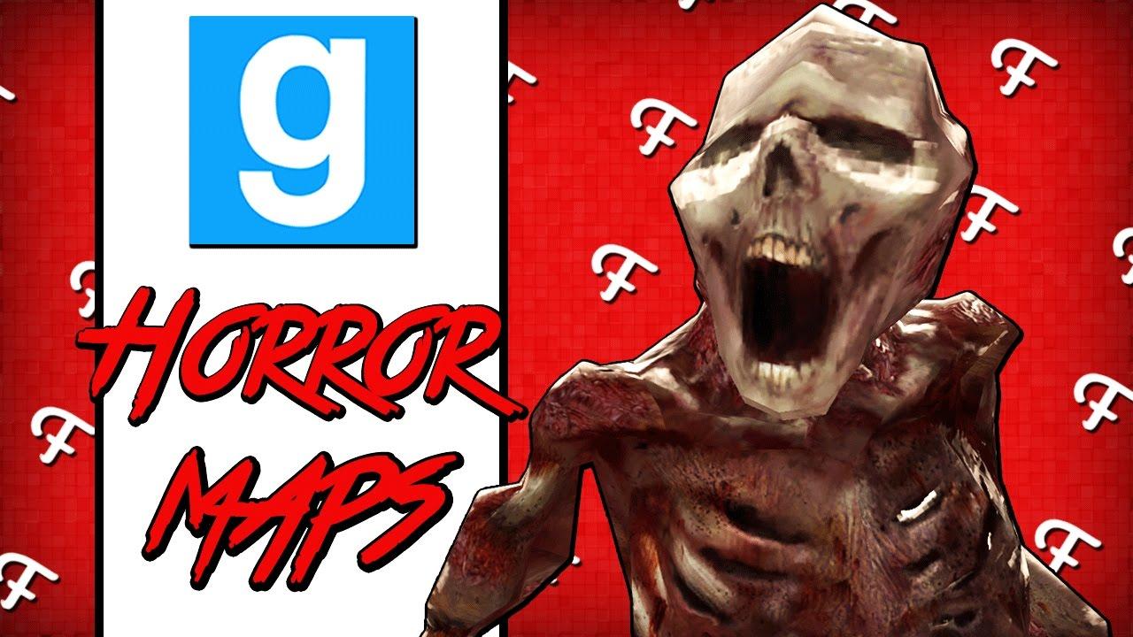 Gmod: Hell's Prison - Fran & Teddy (Garry's Mod Horror Maps Comedy Gaming)
