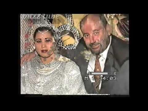 حفل زفاف الفنانة سعيدة شرف   saida charaf