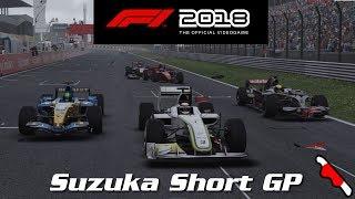 F1 2018 - Multi-Class Classic Cars Race - Suzuka Short