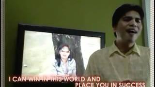 """ZARA SA"" with Lyrics-English Translation (FILIPINO Performed by LIP-SYNC)Indian Love Song"