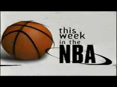 1998 This week in the NBA playoffs episode