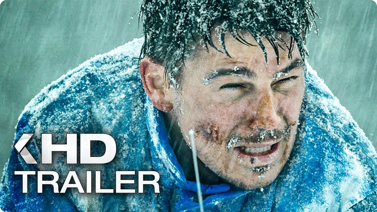 6 BELOW: Verschollen im Schnee Trailer German Deutsch (2018)