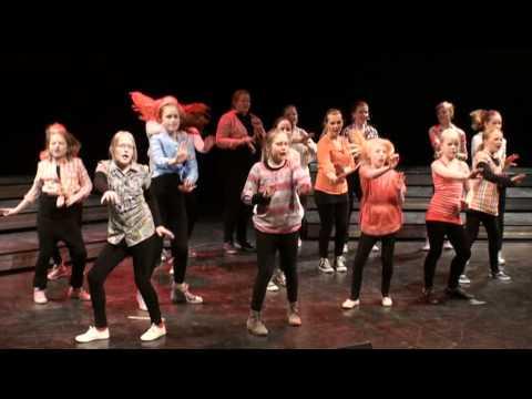 Dansing er stilig - Miniklang (Skedsmo Voices)