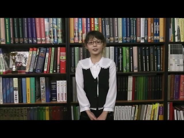 Изображение предпросмотра прочтения – ВикторияХуторова читает произведение «Вредный кот» Б.В.Заходера