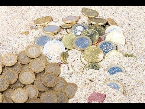 Деньги из песка!...