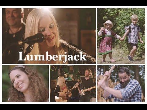 Danny June Smith   Lumberjack  Music Video