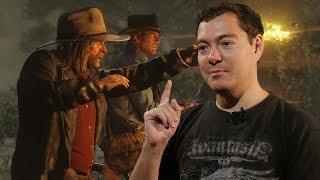 СТРИМ Red Dead Redemption 2 Вне закона вне конкуренции