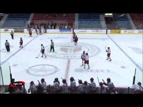 RPI TV - Women's Hockey vs. Ottawa Jr. Senators