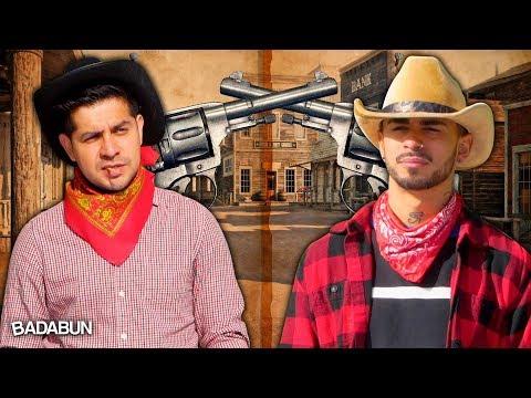 youtubers-vs-jenga-gigante-|-los-más-rápidos-del-oeste