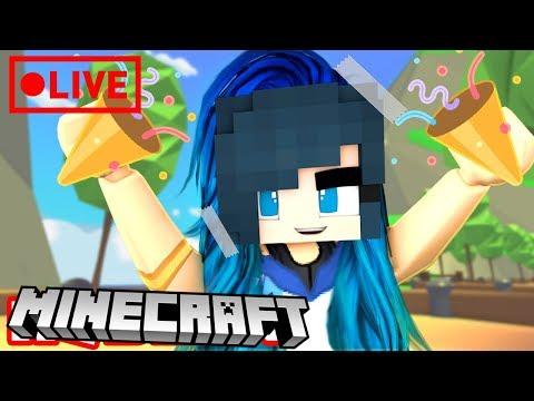 LOL...   Minecraft Livestream