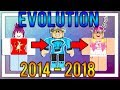 My ROBLOX Character EVOLUTION!   POOR TO RICH
